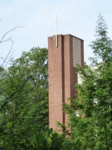 Christ Ascension Steeple
