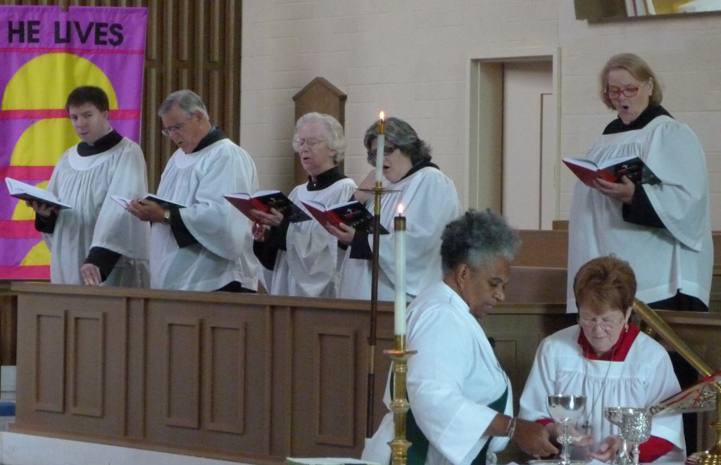 Christ Ascension Choir
